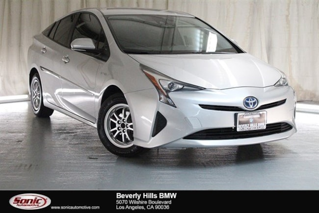 Used 2017 Toyota Prius Two Hatchback Los Angeles