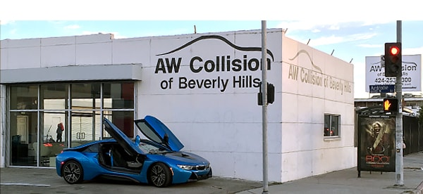 Beverly hills bmw collision center los angeles for South motors bmw collision center