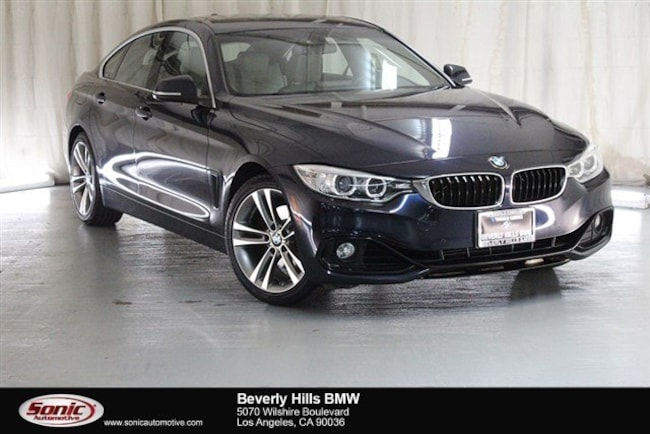 Used 2016 BMW 428i Gran Coupe Los Angeles