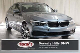 New 2019 BMW 530i 530i Sedan for sale in Los Angeles