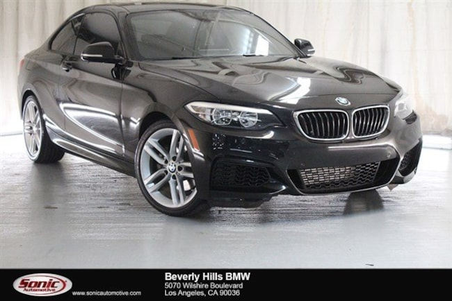 Used 2016 BMW 228i Coupe Los Angeles