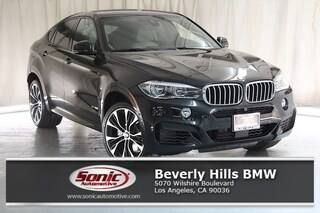 New 2019 BMW X6 xDrive50i SAV for sale in Los Angeles