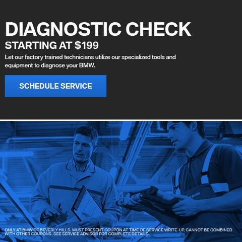 Diagnostic Check