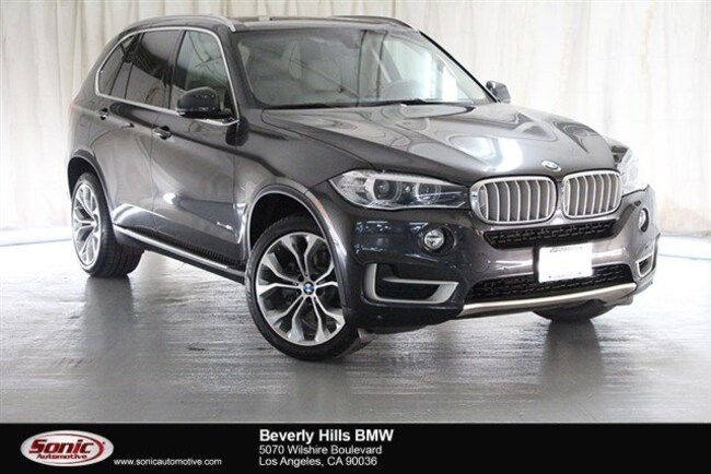 Certified Used 2016 BMW X5 xDrive40e SAV in Los Angeles