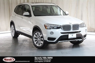 Used 2016 BMW X3 SAV for sale in Los Angeles