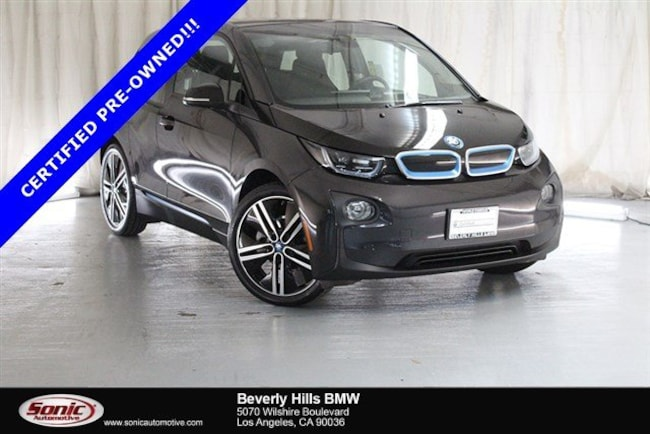 Certified Used 2015 BMW i3 Hatchback in Los Angeles