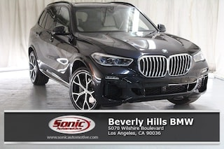 New 2019 BMW X5 xDrive50i SAV for sale in Los Angeles
