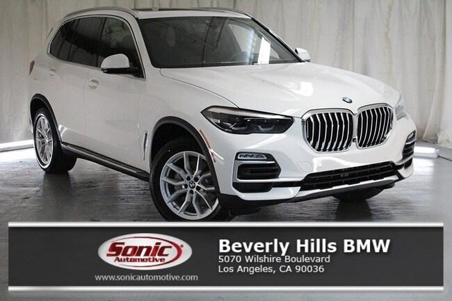 New 2019 BMW X5 xDrive40i SAV in Los Angeles