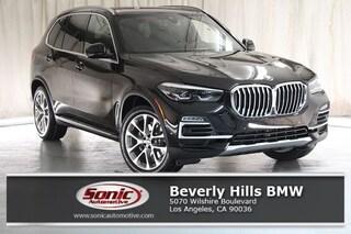 New 2019 BMW X5 xDrive40i SAV for sale in Los Angeles