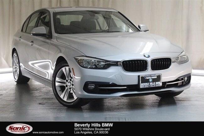 Used 2016 BMW 328i Sedan Los Angeles