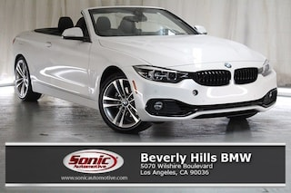 New 2019 BMW 430i 430i Convertible for sale in Los Angeles