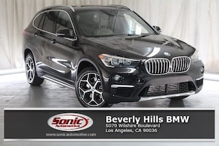 New 2018 BMW X1 sDrive28i SAV in Los Angeles