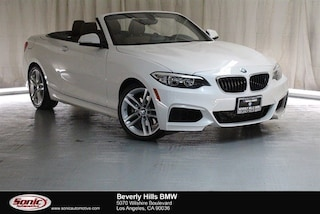 Used 2016 BMW 228i Convertible for sale in Los Angeles