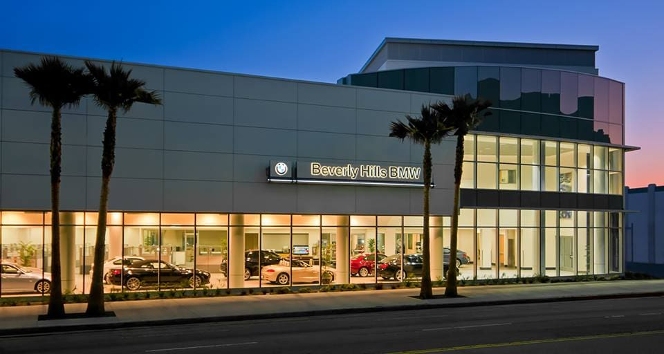 Contact Beverly Hills BMW