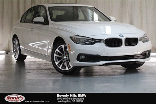 Certified Used 2016 BMW 320i Sedan in Los Angeles