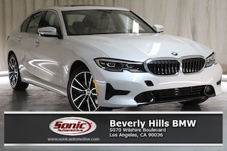New 2019 BMW 330i 330i Sedan for sale in Los Angeles