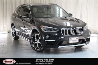 Used 2016 BMW X1 SUV for sale in Los Angeles