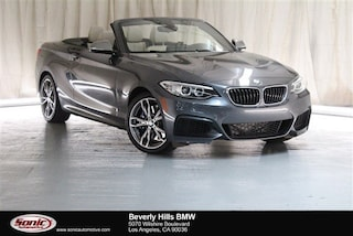 Used 2016 BMW M235i Convertible for sale in Los Angeles