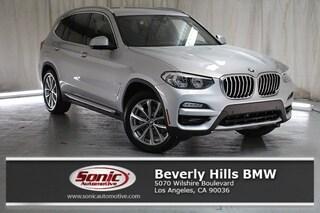 New 2019 BMW X3 xDrive30i SAV for sale in Los Angeles
