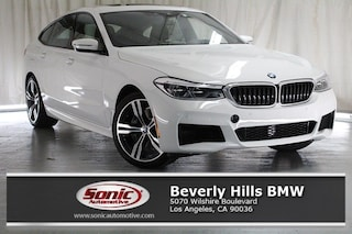 New 2019 BMW 640i xDrive Gran Turismo in Los Angeles