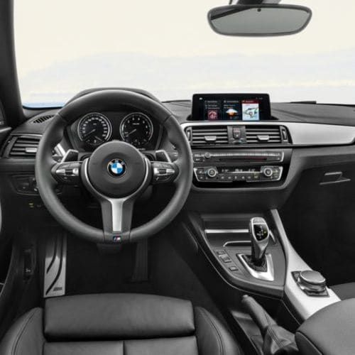 BMW 2 Series Gran Coupe Driver Interior