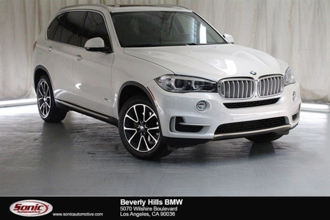 Used 2016 BMW X5 SAV Los Angeles