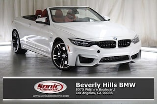 New 2019 BMW M4 Convertible for sale in Los Angeles