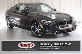 New 2019 BMW 430i 430i Coupe for sale in Los Angeles