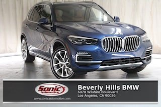 New 2019 BMW X5 xDrive40i SAV for sale in Los Angeles