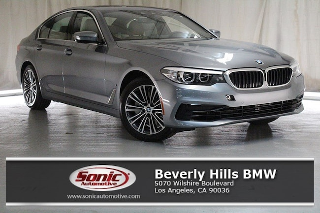 New 2019 BMW 530e iPerformance Sedan in Los Angeles