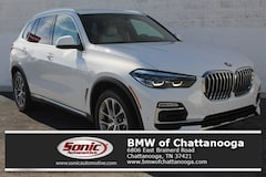 New 2019 BMW X5 xDrive40i SAV Chattanooga