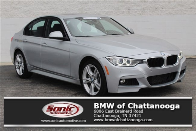 Certified Used 2015 BMW 328i Sedan in Chattanooga