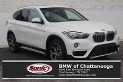 New 2019 BMW X1 sDrive28i SUV Chattanooga