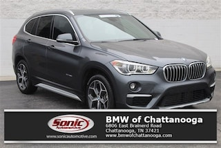 Certified 2016 BMW X1 SUV in Chattanooga