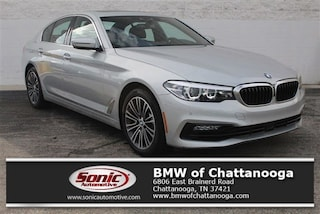 Certified 2018 BMW 540i Sedan in Chattanooga