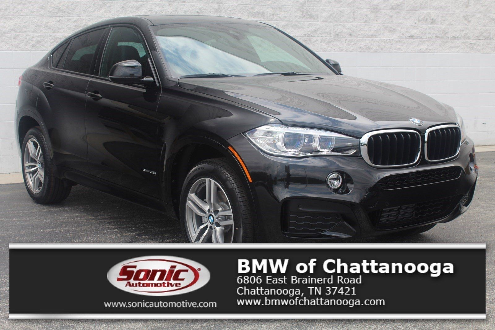 Bmw X6 In Chattanooga Tn