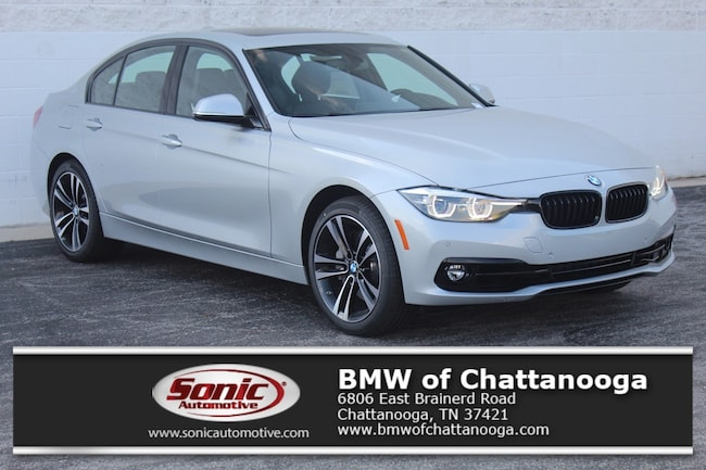 New 2018 BMW 340i Sedan Chattanooga