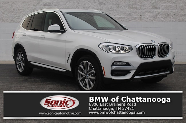 New 2019 BMW X3 sDrive30i SAV Chattanooga