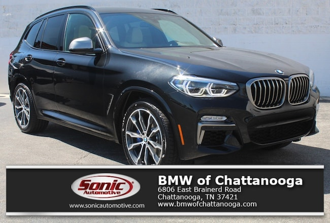 New 2019 BMW X3 M40i SAV Chattanooga