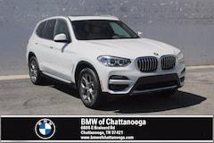 New 2021 BMW X3 xDrive30i SAV Chattanooga