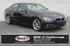 New 2018 BMW 330i Sedan Chattanooga