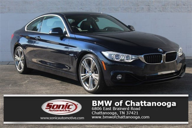 Certified Used 2017 BMW 440i Coupe in Chattanooga