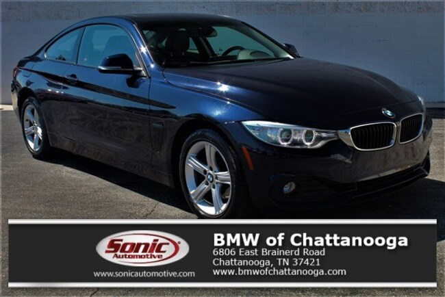 Used 2014 BMW 428i xDrive Coupe in Chattanooga