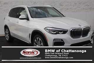 New 2019 BMW X5 xDrive40i SAV for sale in Chattanooga, TN