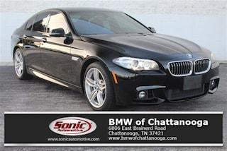 Used 2015 BMW 535i Sedan in Chattanooga