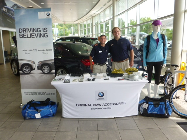 ultimate driving experience at bmw of chattanooga