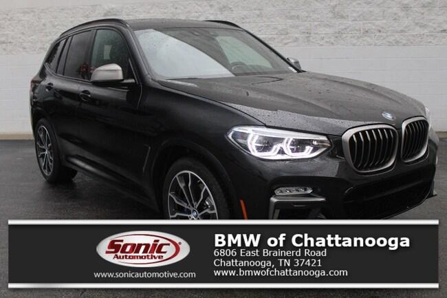 New 2019 BMW X3 M40i SAV Chattanooga
