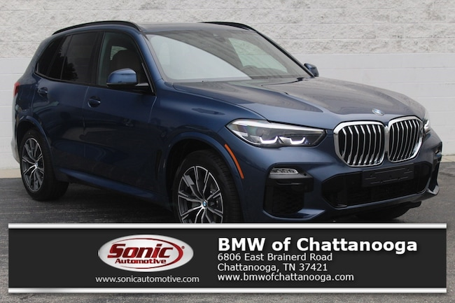 New 2019 BMW X5 xDrive50i SAV Chattanooga
