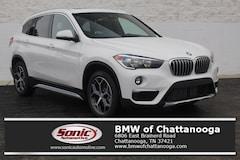 New 2019 BMW X1 xDrive28i SUV Chattanooga
