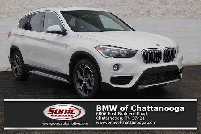 New 2019 BMW X1 xDrive28i SUV Chattanooga